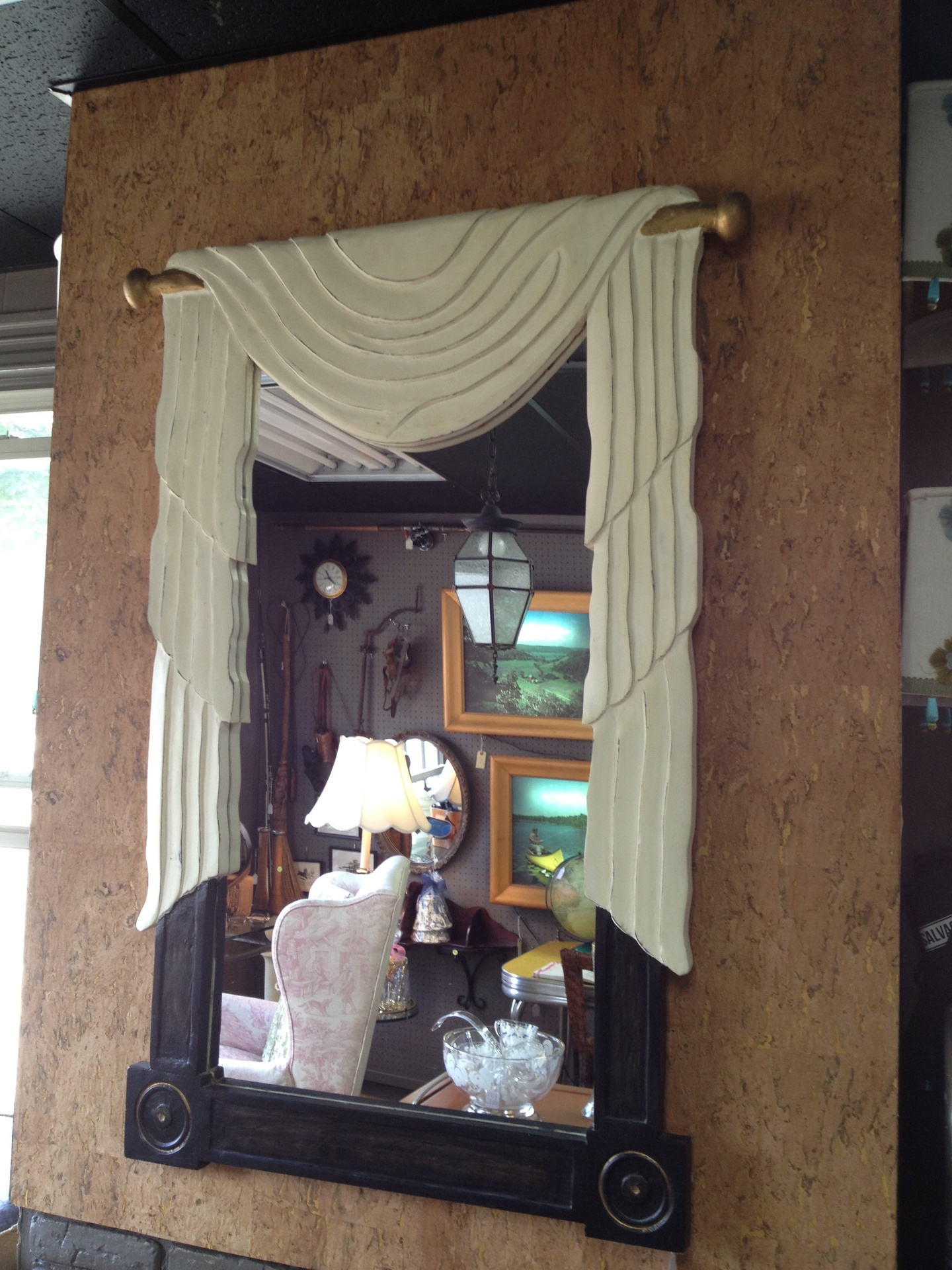 One of a kind mirrors